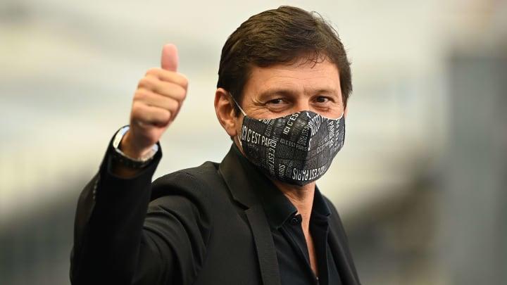 Le directeur sportif du PSG est très satisfait de ses deux stars après la victoire face au Bayern.