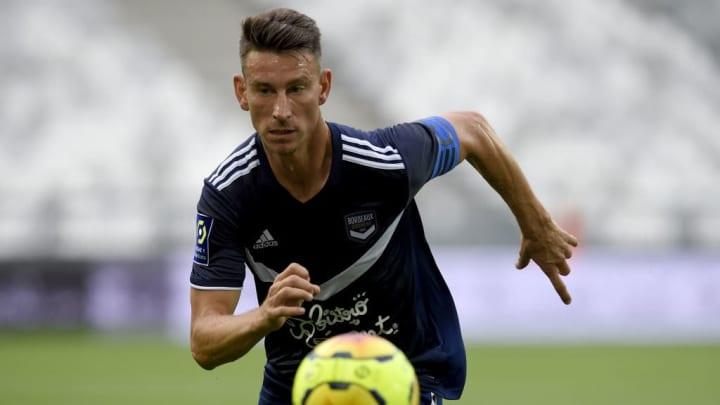 Laurent Koscielny solide pour empêcher Dijon de marquer contre Bordeaux