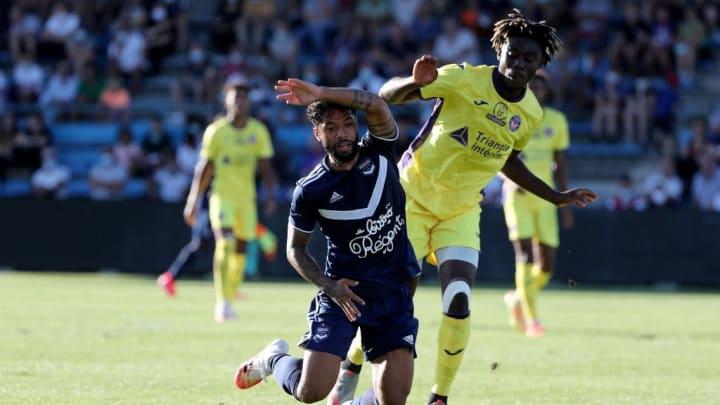 Kouadio Koné va finalement aller en Bundesliga.