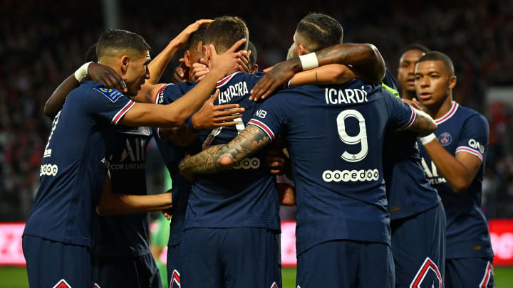 PSG are looking to conquer Ligue 1 and Europe