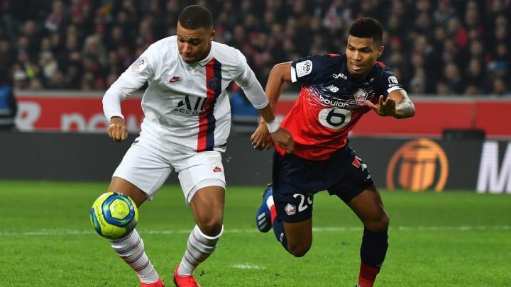 Paris Saint-Germain e Lille vão a campo decidir qual o melhor clube da França.
