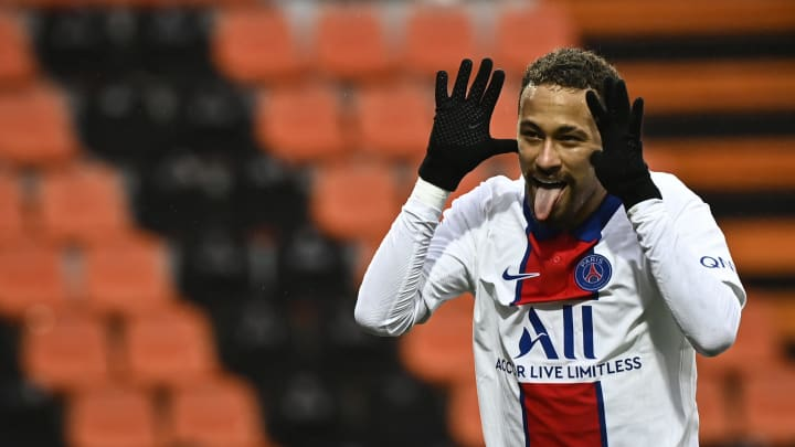 Neymar bleibt Paris SG treu