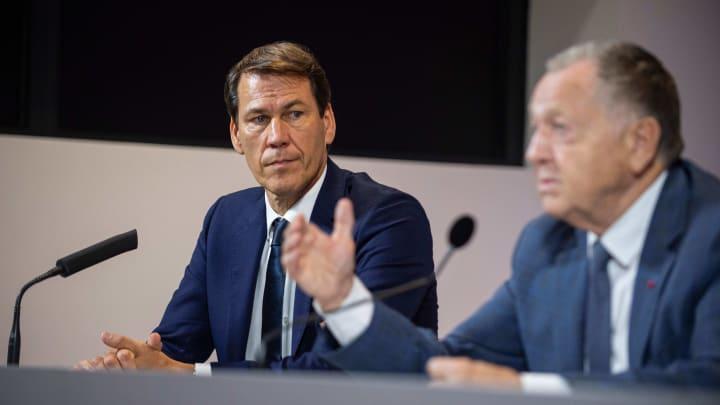 Jean-Michel Aulas et Rudi Garcia s'en sont pris à l'arbitrage après Monaco-Lyon.