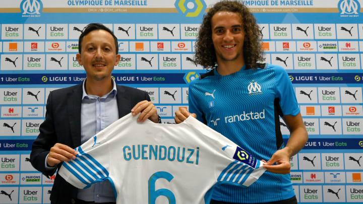Guendouzi es el flamante nuevo fichaje