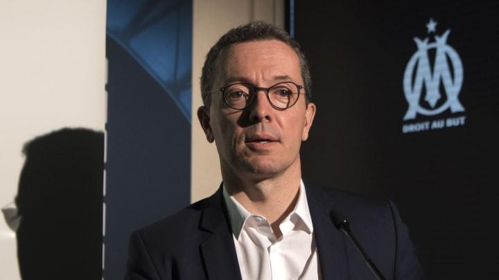 Ouvrard soutient Eyraud à la présidence de l'OM