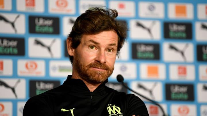 André Villas-Boas était l'entraîneur de l'OM au début de la saison 2020-21.