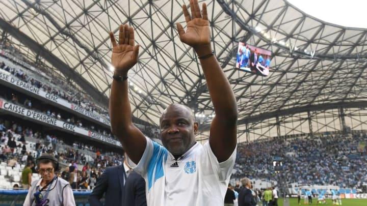 Basile Boli était fan du PSG dans sa jeunesse.
