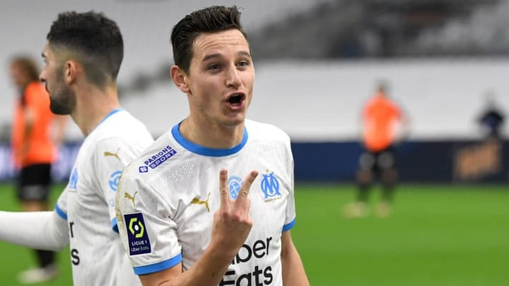 Thauvin has grown considerably since his Newcastle days