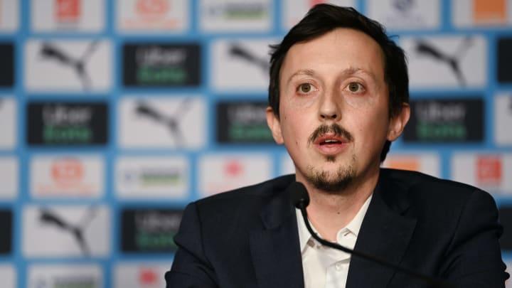 Le nouveau directeur sportif de l'OM Pablo Longoria s'intéresse à une pépite de Ligue 2.