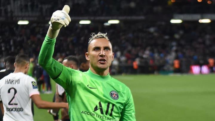 Keylor Navas Donnarumma PSG Juventus Ligue 1
