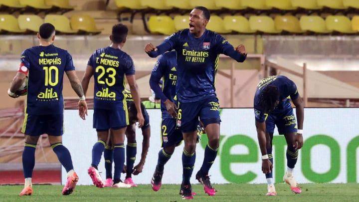 Marcelo et les Lyonnais se sont imposés au mental contre Monaco ce dimanche.
