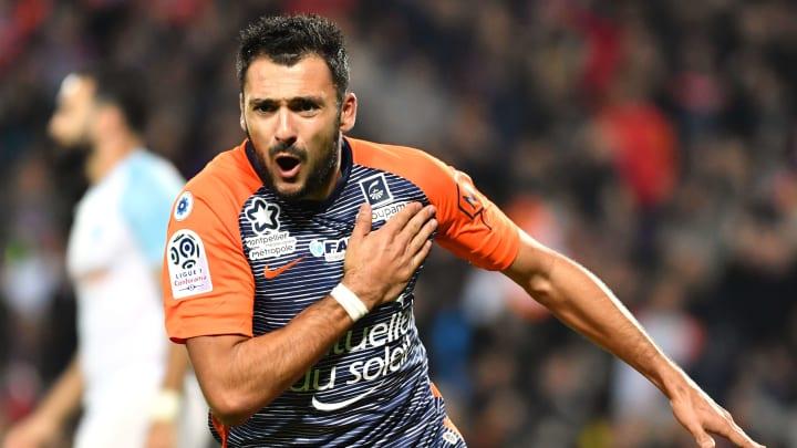 Gaetan Laborde has enjoyed a fruitful season in Ligue 1