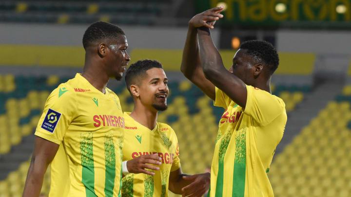 Les Nantais bien partis pour rester en Ligue 1