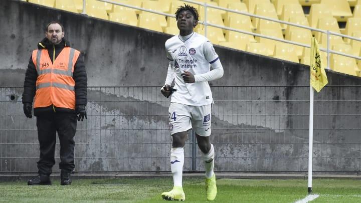 Im Blickpunkt zahlreicher internationaler Klubs: Kouadio Koné