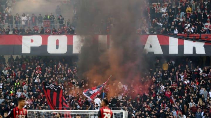 L'Allianz Riviera est l'un des stades les plus bouillants de Ligue 1.