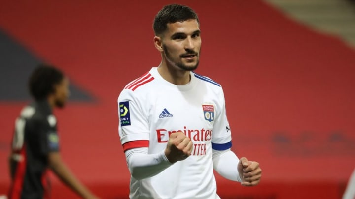 La Juve de retour sur le dossier Houssem Aouar.