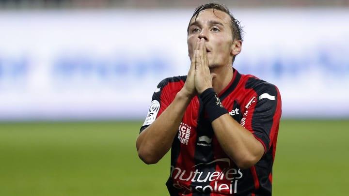 Eric Bauthéac (22 buts en 109 matchs) a marqué l'OGC Nice.