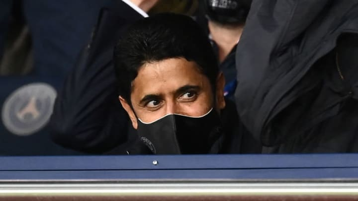 Al-Khelaifi is president of PSG and beIN Sports