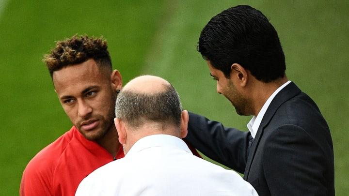 Nasser a révélé les dessous de la prolongation de Neymar
