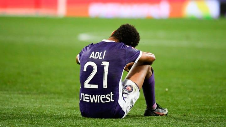 Amine Adli gilt als große französische Sturmhoffnung
