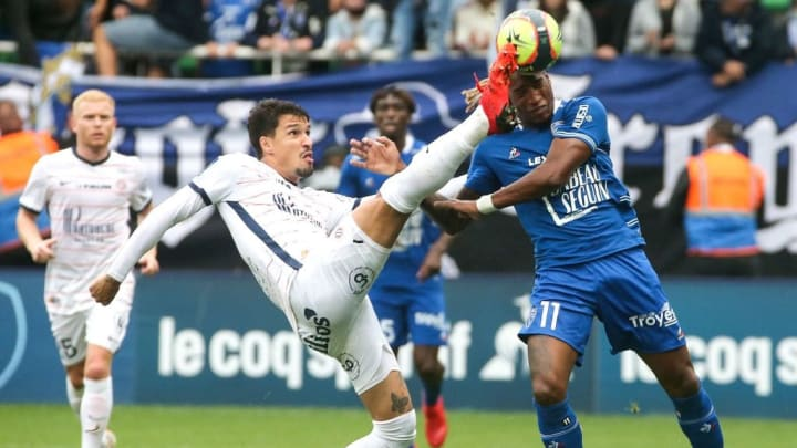 Thuler Montpellier França Ligue 1 Flamengo
