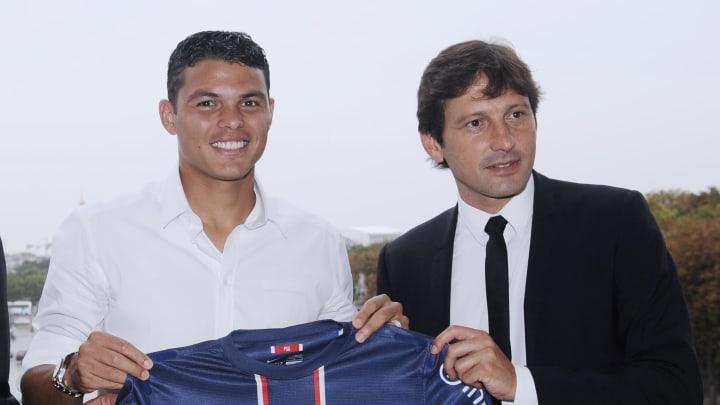 Thiago Silva bekam von Landsmann Leonardo kein Angebot
