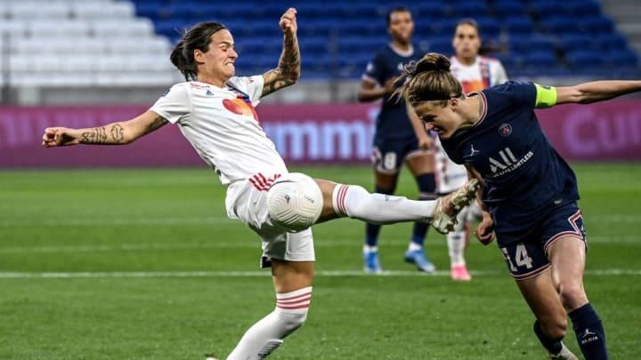 À l'image de leur capitaine Irene Paredes, les Parisiennes ont fait le nécéssaire contre l'OL.