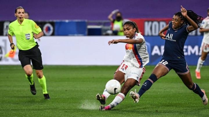 Lyon a tenté mais n'a pas marqué.