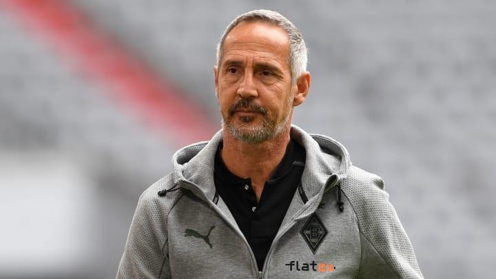 Adi Hütter steht vor seiner Liga-Premiere