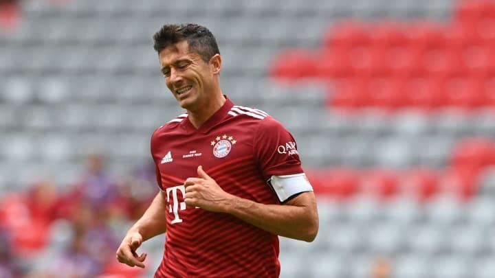 Kein kurzfristiger Verkauf: Lewandowski möchte beim FC Bayern bleiben