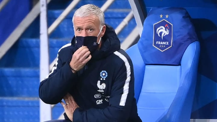França  Didier Deschamps  Euro