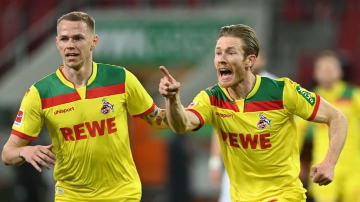 Doppelpacker Duda und Kainz waren die Kölner Matchwinner