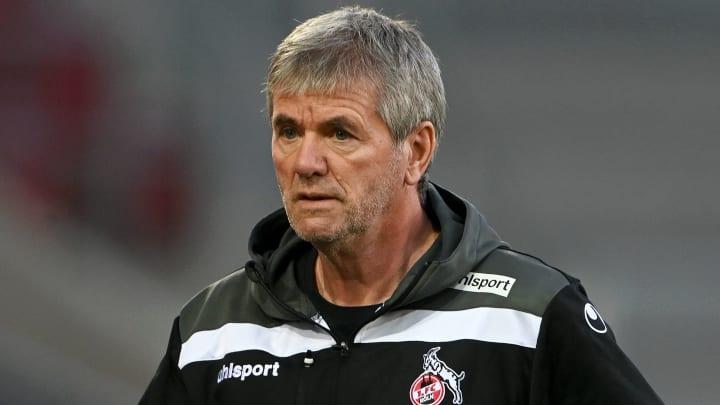 Friedhelm Funkel wird den 1. FC Köln am Saisonende definitiv verlassen