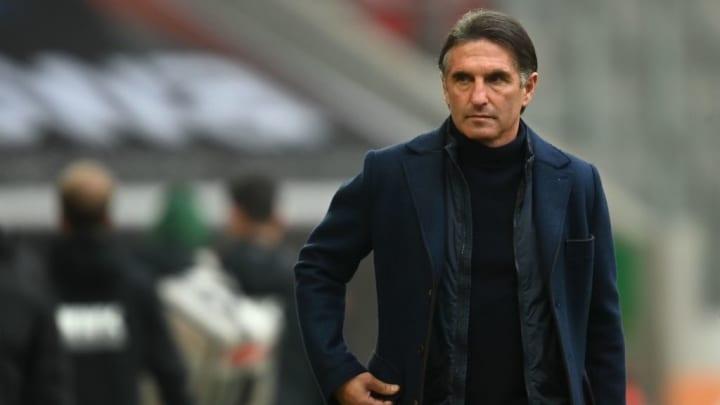 Bruno Labbadia soll Hertha nach Europa führen
