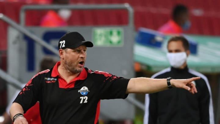 Paderborn manager Steffen Baumgart