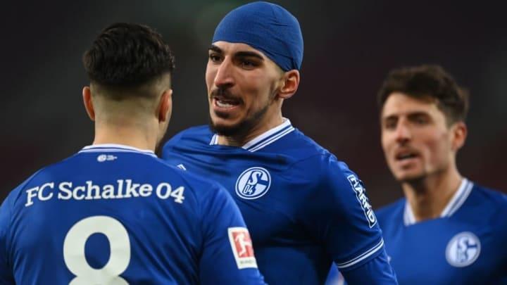 Viel Grund zur Freude kam auch im Schalker Mittelfeld nicht auf
