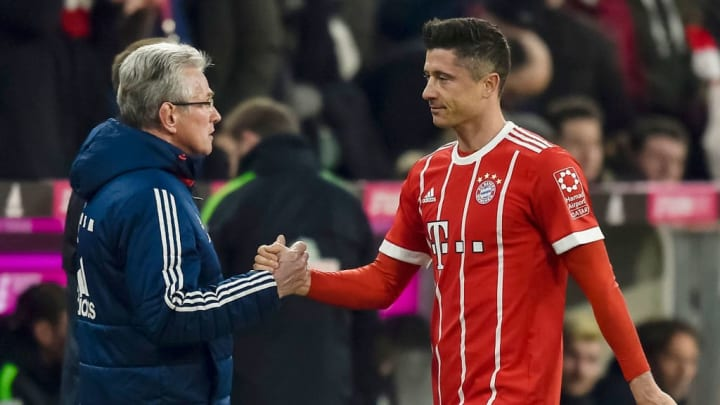 Bayern de Munique, Jupp Heynckes, Robert Lewandowski