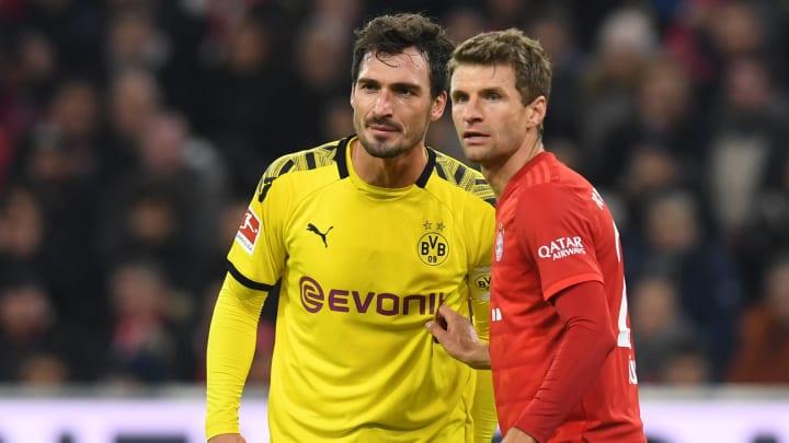 Mats Hummels und Thomas Müller vor DFB-Comeback? Das spricht für und gegen die Rückkehr