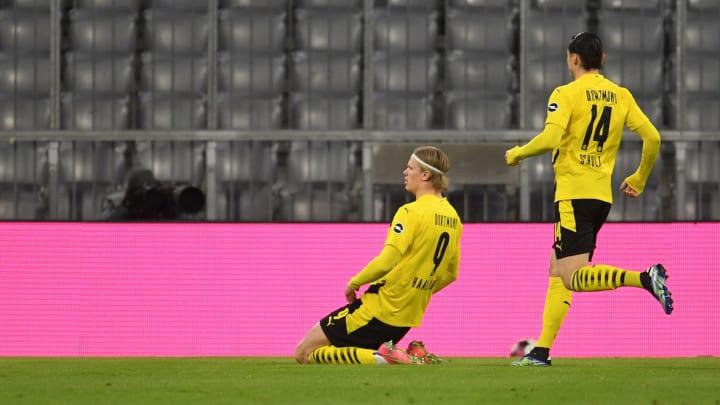 Hansi Flick hints at Bayern Munich move for Erling Haaland