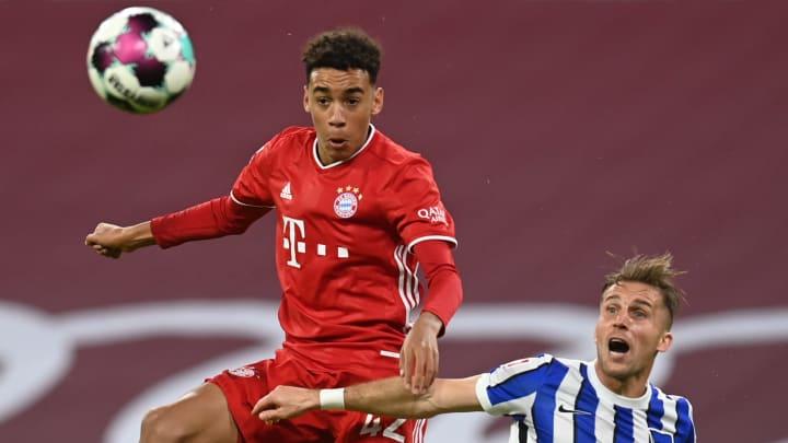 Jamal Musiala ist aktuell das wohl größte Talent des FC Bayern