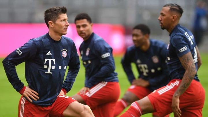 Der FC Bayern hat die Klub-Weltmeisterschaft fest im Blick