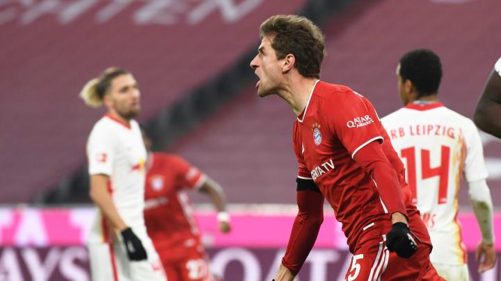 Thomas Müller traf zum Endstand im Top-Spiel