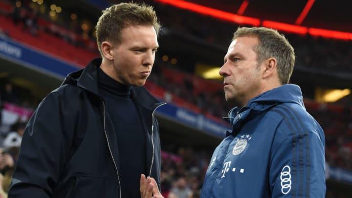 Flick va laisser le banc du Bayern à Julian Nagelsmann.
