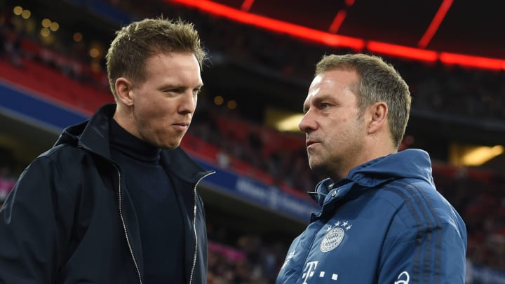 Julian Nagelsmann is set to become Hansi Flick's replacement at Bayern