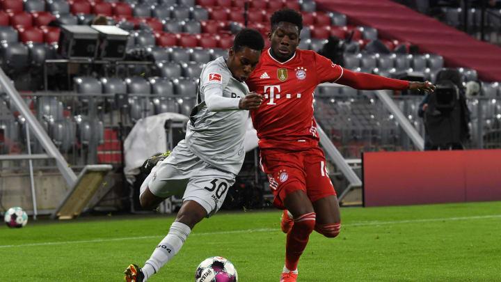 Jeremie Frimpong und Alphonso Davies: Zwei der zehn schnellsten Bundesliga-Spieler 2020/21