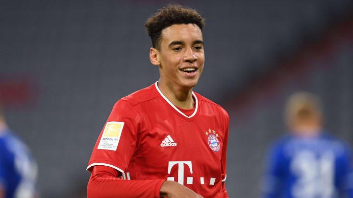 Das größte Nachwuchstalent des FC Bayern: Jamal Musiala