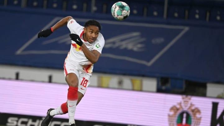 RB Leipzig PSG Nkunku Seleção Francesa
