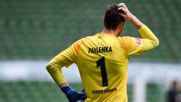 Jiri Pavlenka könnte Werder erhalten bleiben