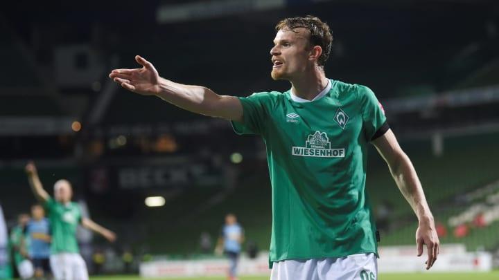 Christian Groß bleibt den Profis von Werder Bremen wohl erhalten