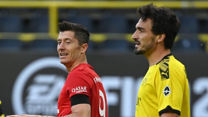 Lewandowski und Hummels sind als POTM nominiert